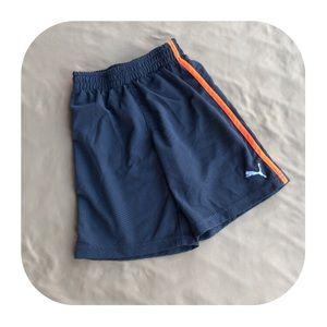Puma shorts boys size 4
